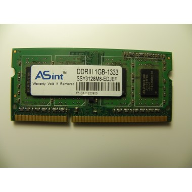 ASINT 1gb 10600 pc3