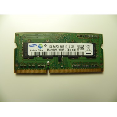 SAMSUNG 1gb 8500 pc3