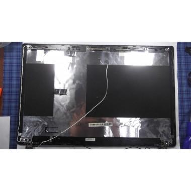 Задняя крышка матрицы с антеннами Wi-Fi для ноутбука Acer Packard Bell MS2290