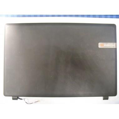 Задняя крышка матрицы с антеннами Wi-Fi для ноутбука Acer Packard Bell Z5WGM