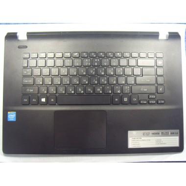 Верхняя часть корпуса с тачпадом и клавиатурой для ноутбука Acer Packard Bell Z5WGM