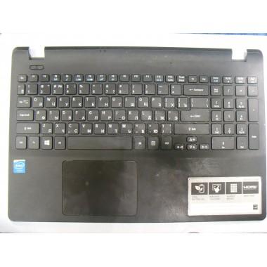 Верхняя часть корпуса с тачпадом и клавиатурой для ноутбука Acer MS2394