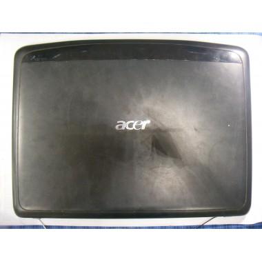 Задняя крышка матрицы с антеннами Wi-Fi для ноутбука Acer Aspire 5315 ICL50