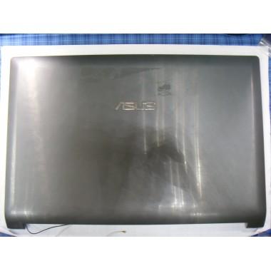 Задняя крышка матрицы с антеннами Wi-Fi для ноутбука Asus N53D