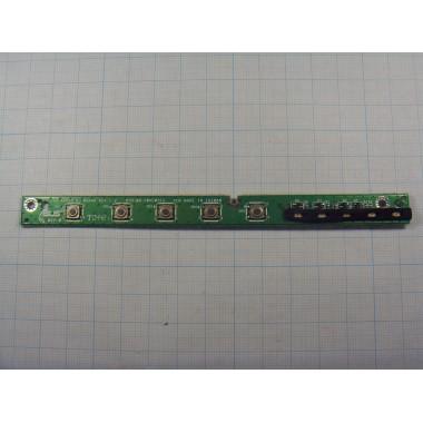 Нижняя плата кнопок для ноутбука Asus A4000