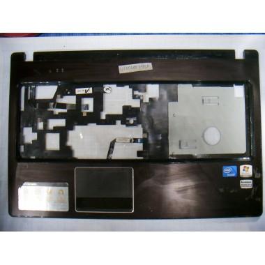 Верхняя часть корпуса с тачпадом для ноутбука Lenovo G570