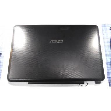 Задняя крышка матрицы с антеннами Wi-Fi для ноутбука Asus K50C