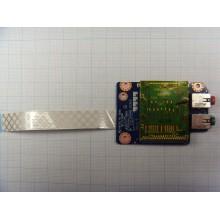 Card Reader Board + Audio Jack NIWE1 LS-5753P