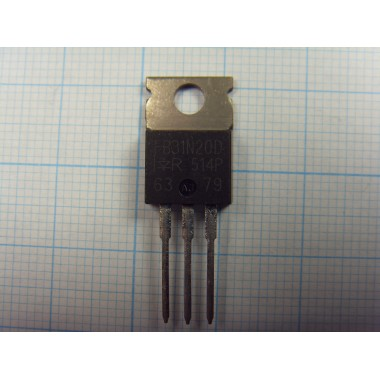 Транзистор FB31N20D