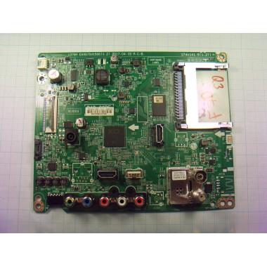 Материнская плата LD76H EAX67041506(1.2) для телевизора LG 43LJ510V