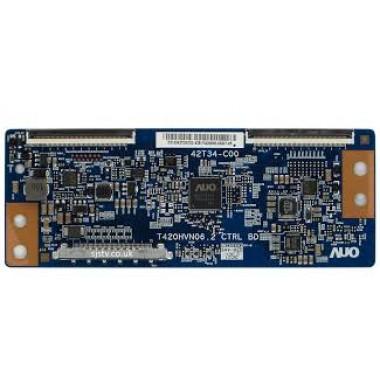t-con T420hvn06. 2 ctrl bd 42T34-C00 для Sony