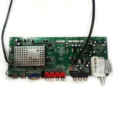 Материнская плата 471-01A2-58201G Rev:0.4 для Rubin RB-32K101U
