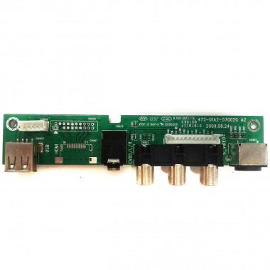ИК-датчик 473-01A2-57002G для Rubin RB-32K101U