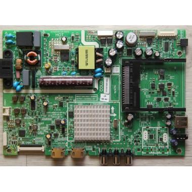Материнская плата и блок питания 5800-A6M31G-0P10 VER:00.01 5800-A6M31G-OP10 для телевизора Aiwa