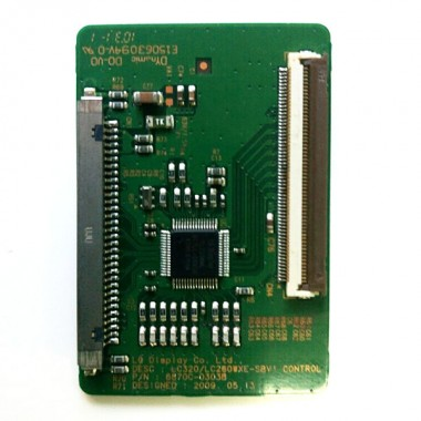 T-con 6870C-0303B для телевизора Рубин RB-32K101U