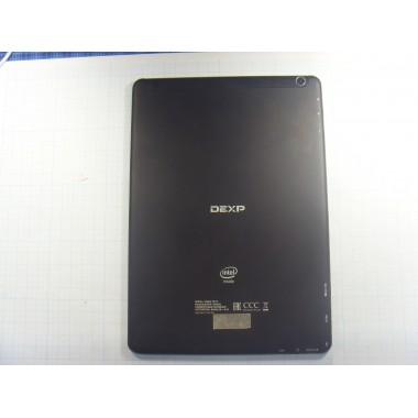Задняя крышка для планшета Dexp URSUS TS197 чёрная