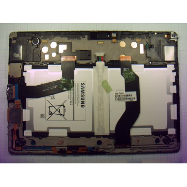 Левый динамик с вибромотором для планшета Samsung SM-T805