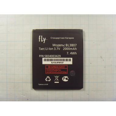 Аккумулятор Fly IQ454 (BL3807)