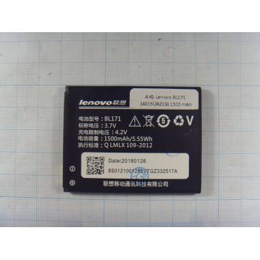 Аккумулятор Lenovo BL171 (A316i/A319)