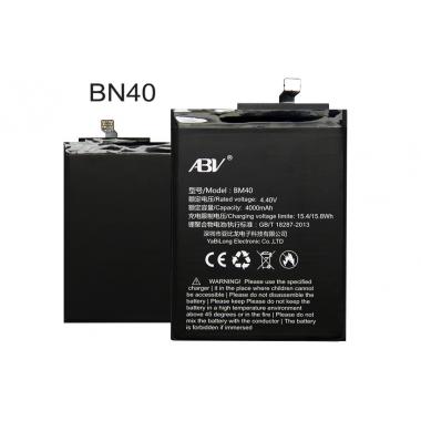 Аккумулятор для Xiaomi RedMi 4 Pro  4000 mAh (p/n BN40)