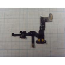Шлейф 821-1613-A для Iphone 5S/SE+светочувствительный элемент+фронтальная камера (в сборе) original