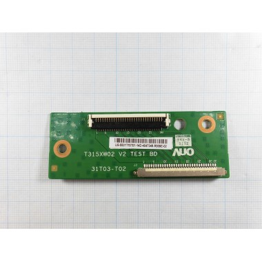 Connector Board T315XW02 V2 31T03-T02