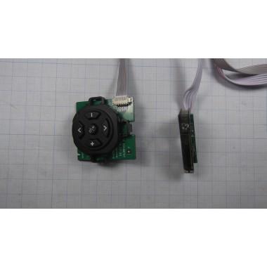 Кнопки с ИК-приемником KB-6160 M2608 для телевизора Fusion FLTV-42K11