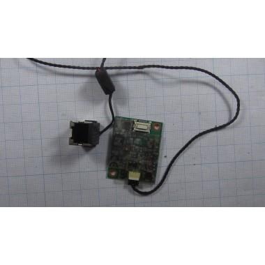 LAN-разъем с платой для ноутбука ACER ASPIRE 5520