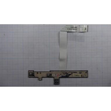 Кнопки передней панели с индикаторами для ноутбука ACER ASPIRE 5520