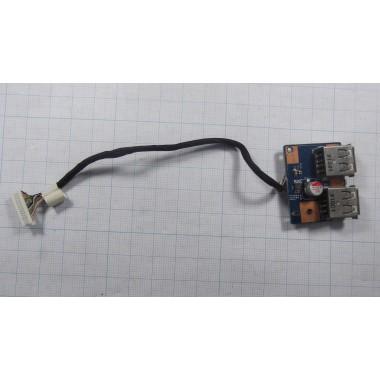 USB-разъем для ноутбука ACER Aspire 5738Z