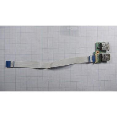 USB-разъем для ноутбука Compaq Presario CQ71