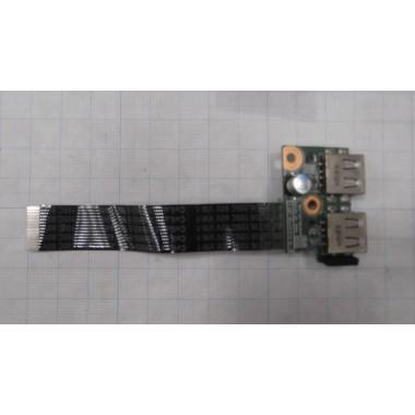 USB-разъем для ноутбука COMPAQ CQ58