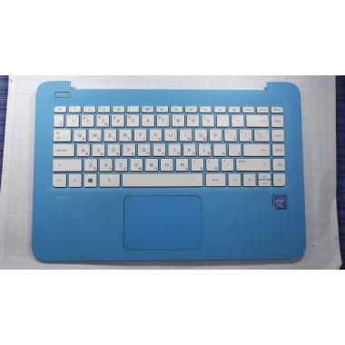 Верхняя часть корпуса с тачпадом для ноутбука HP TPN-Q183