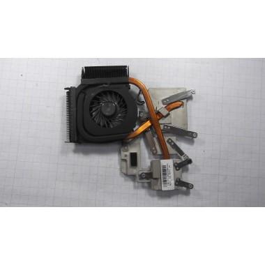 Кулер с системой охлаждения для ноутбука HP dv6