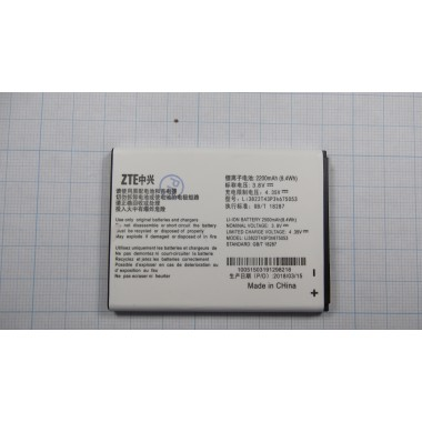 Аккумулятор ZTE LI3822T43P3H675053 2200mAh