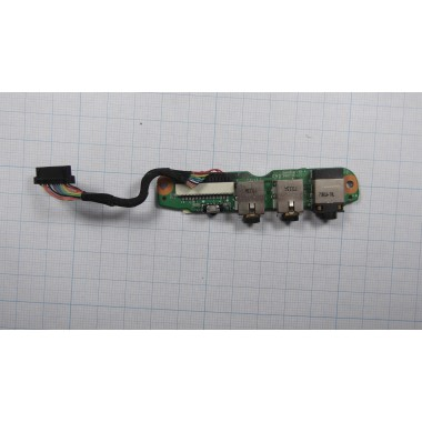 Аудио разъем для ноутбука HP dv6000