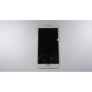 Дисплей Meizu M3 Note(M681)+ Touch белый