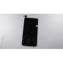 Дисплей Alcatel OT6039Y Idol 3 + Touch черный