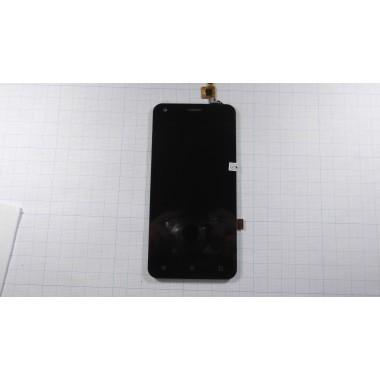 Дисплей Fly FS454(Nimbus 8) + Touch черный