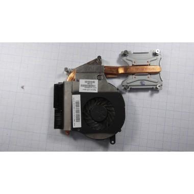 Кулер с системой охлаждения для ноутбука HP G62