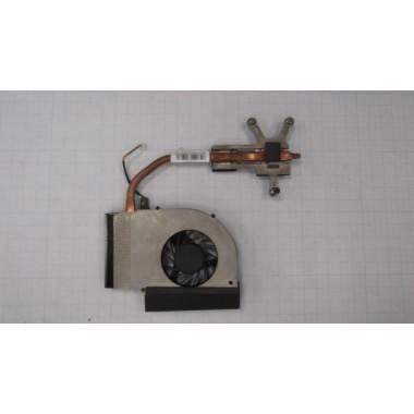Кулер с системой охлаждения для ноутбука CompaQ CQ61