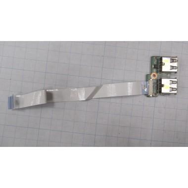USB-разъем для ноутбука CompaQ CQ61