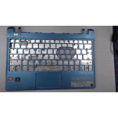 Верхняя часть корпуса с тачпадом для ноутбука Acer Aspire one 725