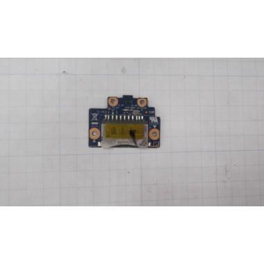 Картридер для ноутбука TOSHIBA C870-D4W