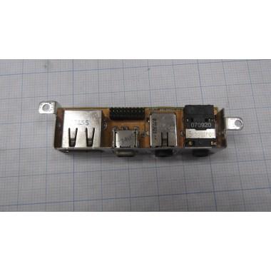 Аудио разъем совместно с USB-разъемом для ноутбука ASUS Z99L