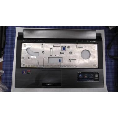 Верхняя часть корпуса с тачпадом  для ноутбука Asus N53D