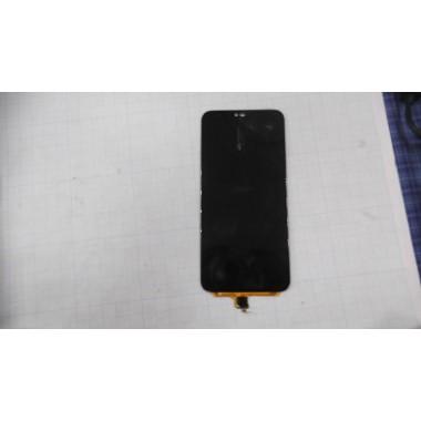 Дисплей Huawei Honor 10 модуль черный