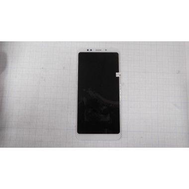 Дисплей Xiaomi Redmi 5 Plus  модуль белый