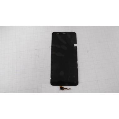 Дисплей Huawei P Smart + Touch черный