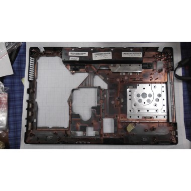 Нижняя часть корпуса  для ноутбука Lenovo G570